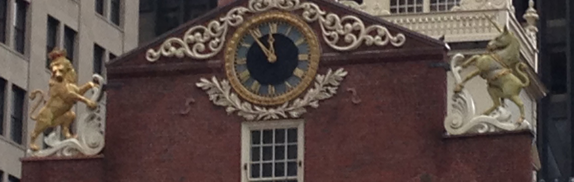 Old State House Detail