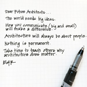 DearFutureArchitects