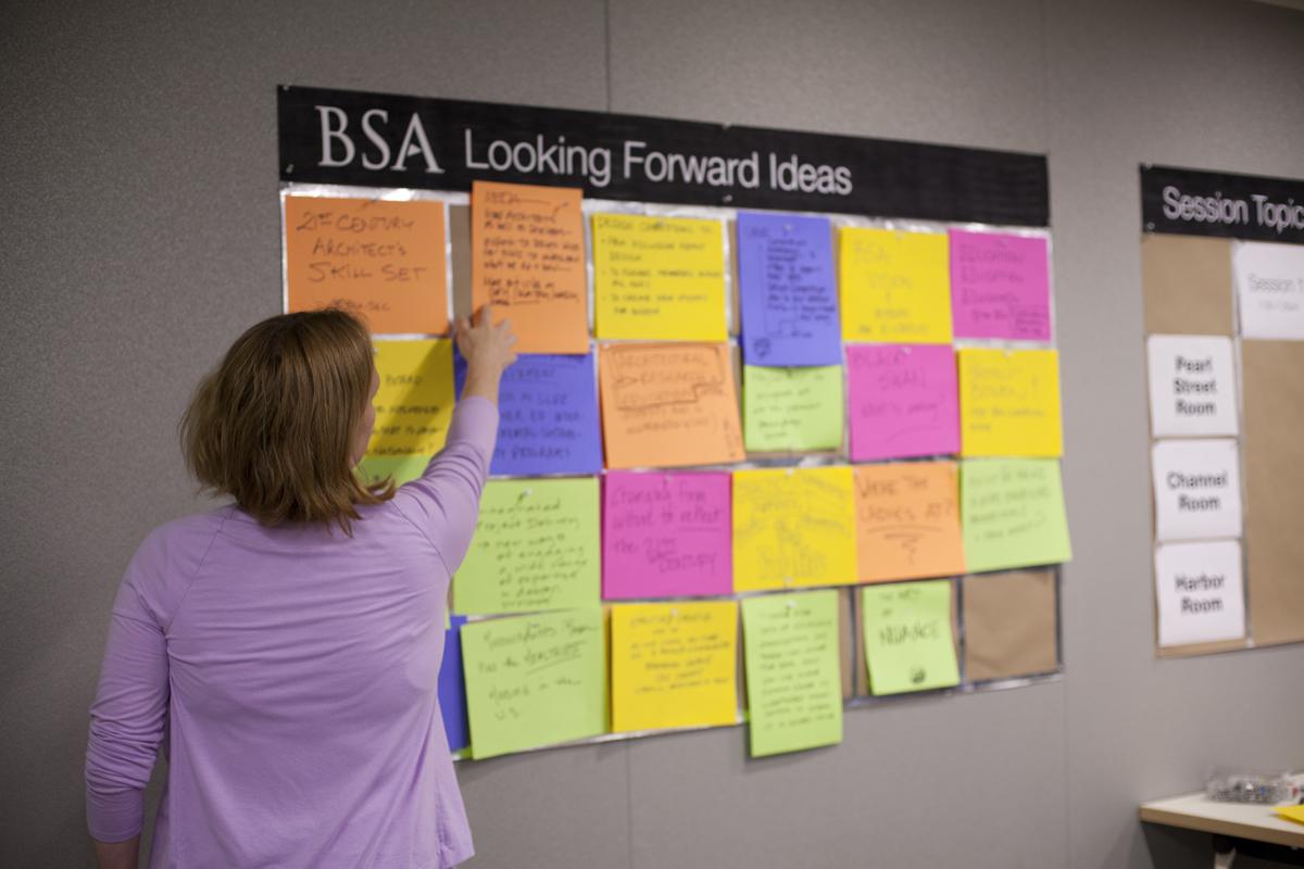 BSA Looking Forward